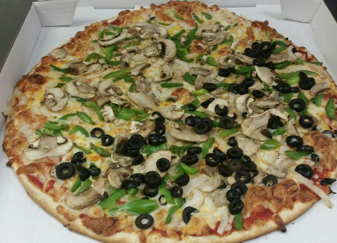 Elicias Pro-Veggie Pizza