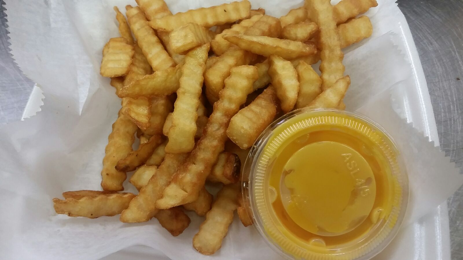 French Fries With Cheese Image