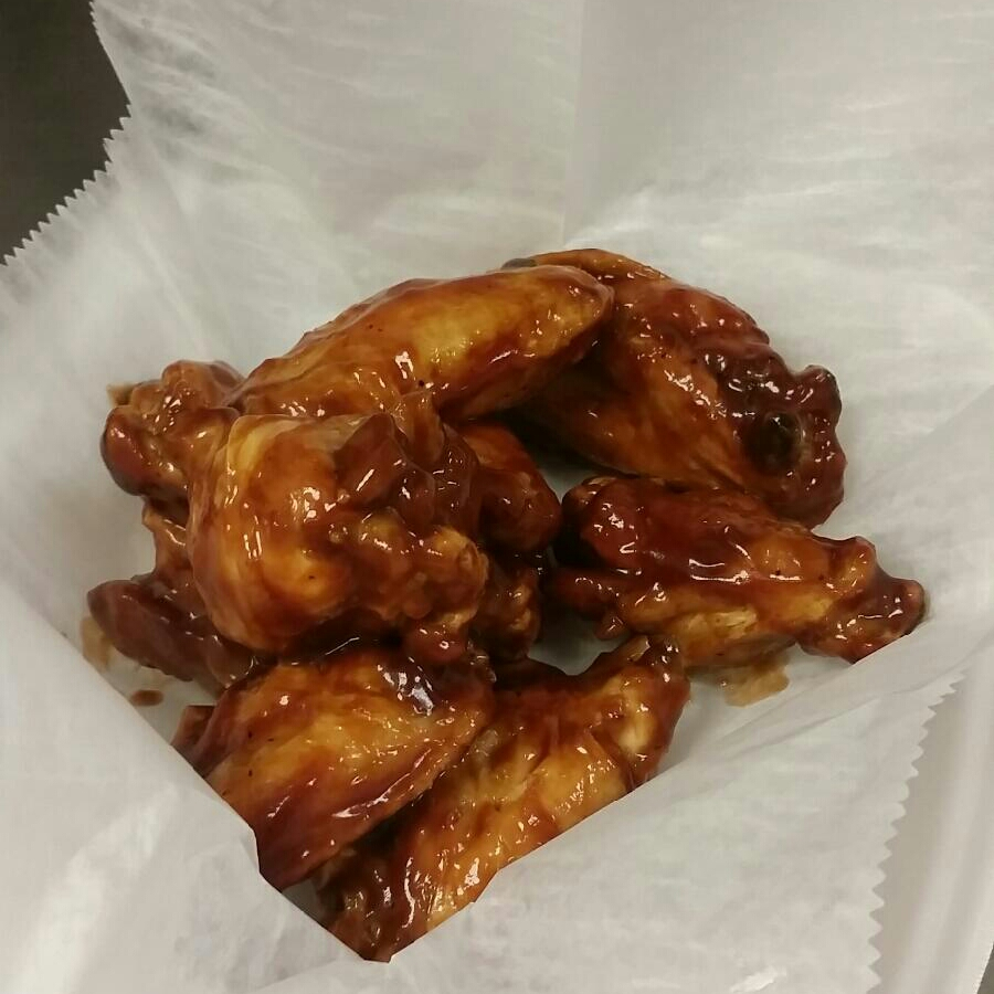 BBQ Wings Image