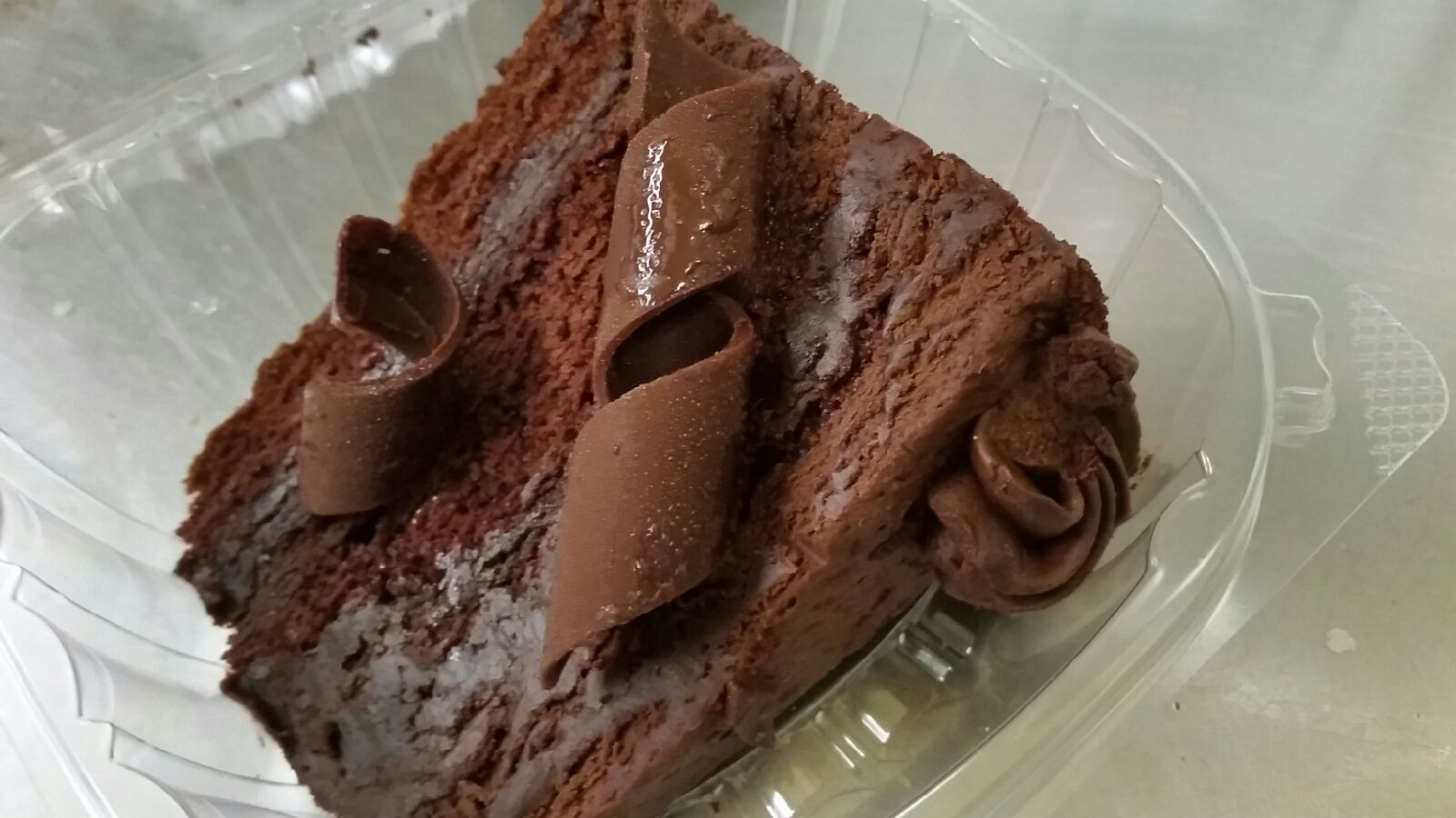 Chocolate Cake Image