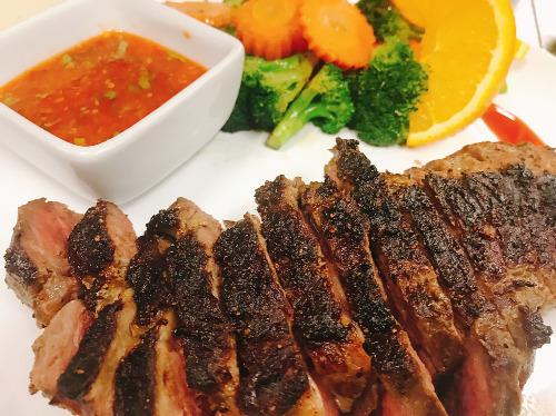 Spicy Steak Image