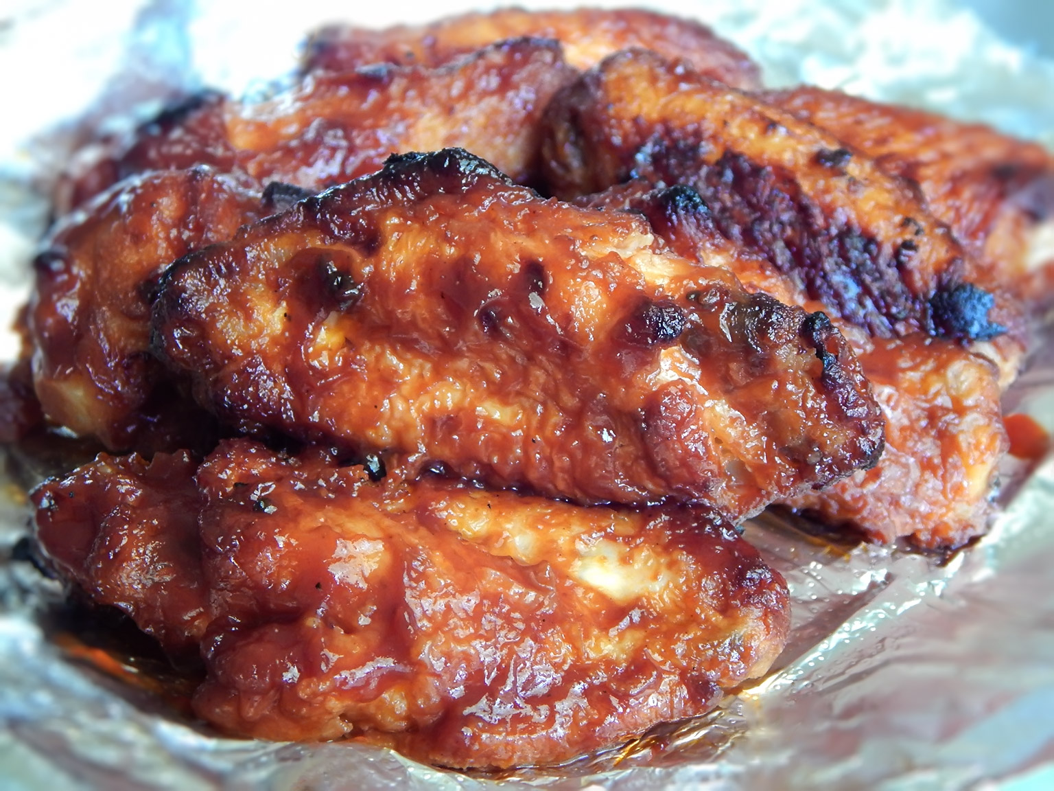 Jumbo Chicken Wings or Boneless Wings Image