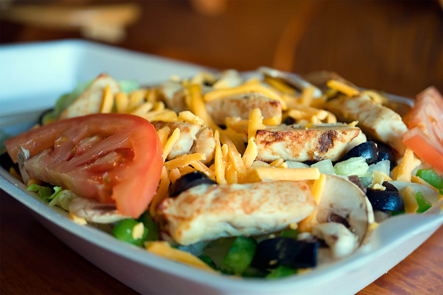 Grilled Chicken Salad Image