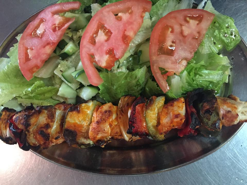 Chicken Shish-Kabobs