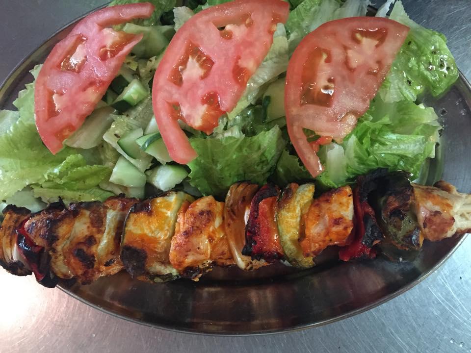 Chicken Shish-Kabobs Image