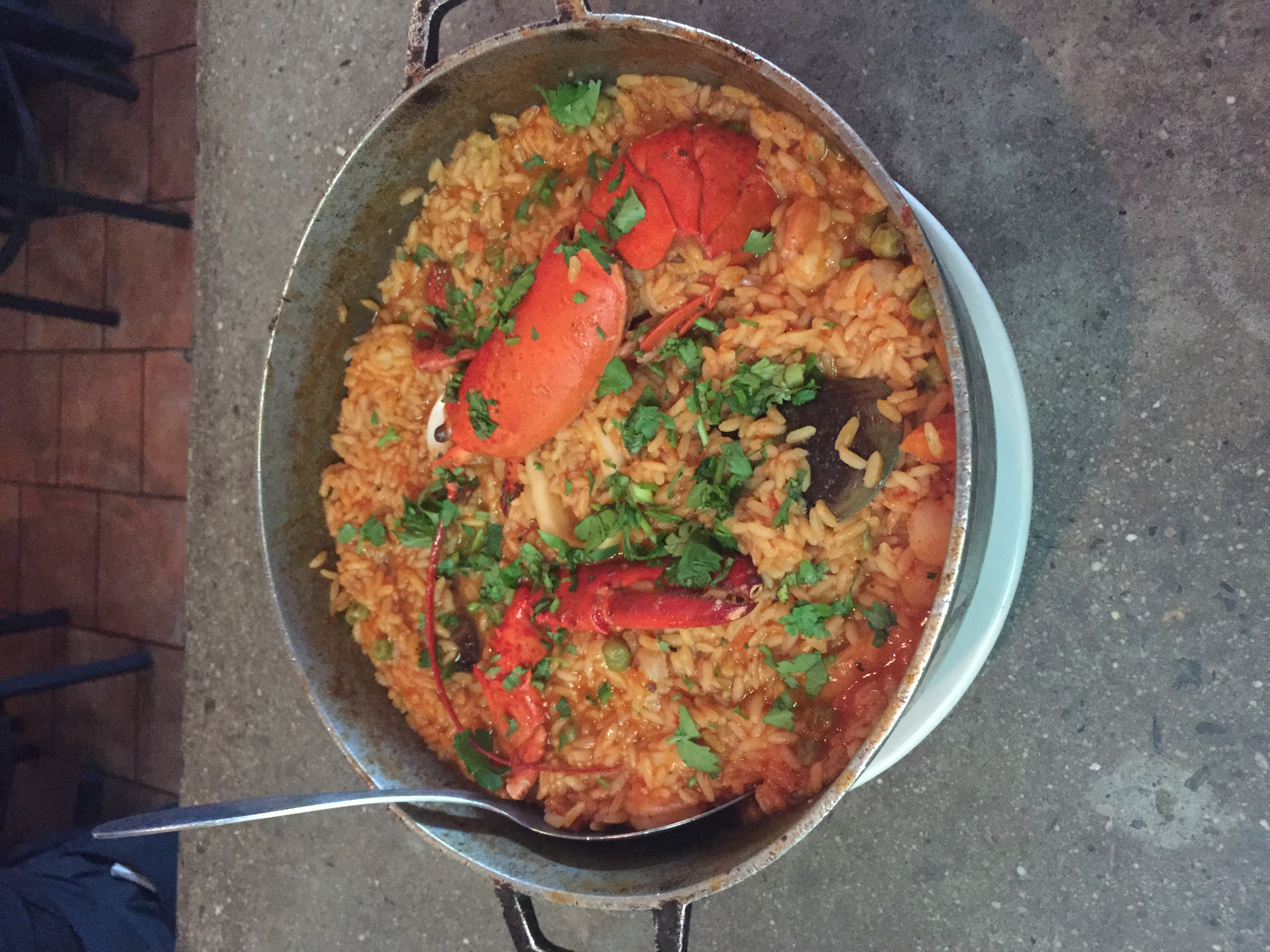 Our Famous Paella