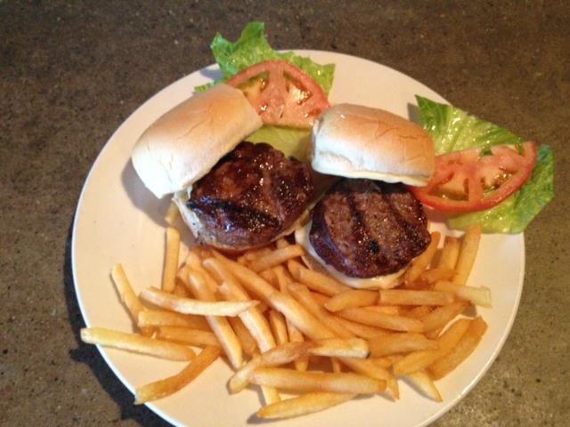 Hamburger Image