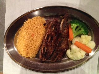 Barbeque Beef Ribs Image