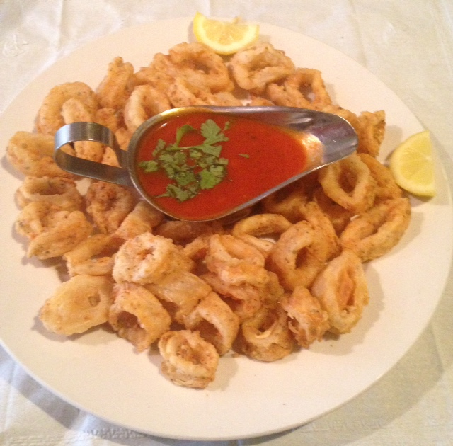 Fried Calamari Image