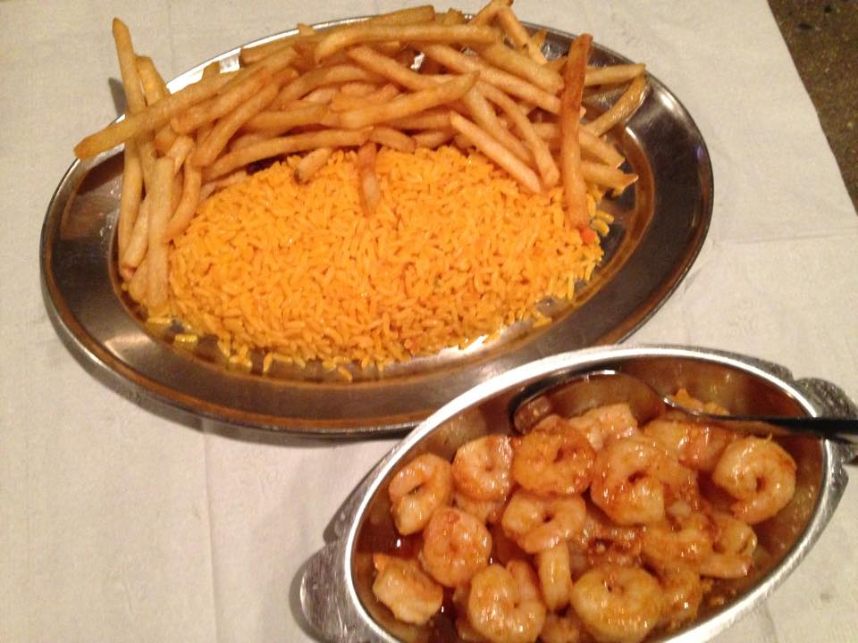 Shrimp in Garlic Image