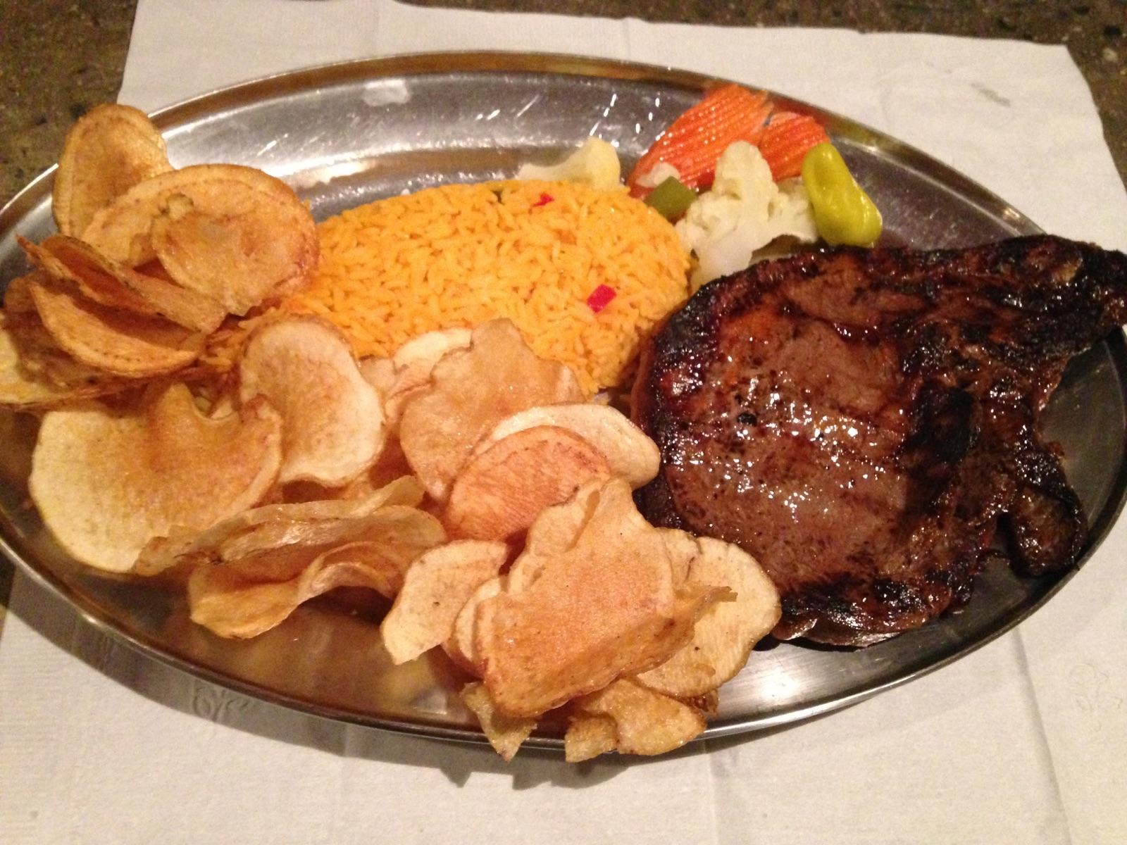 NY Strip Steak Image