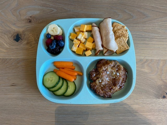 Kids Meal - Protein Plate Image