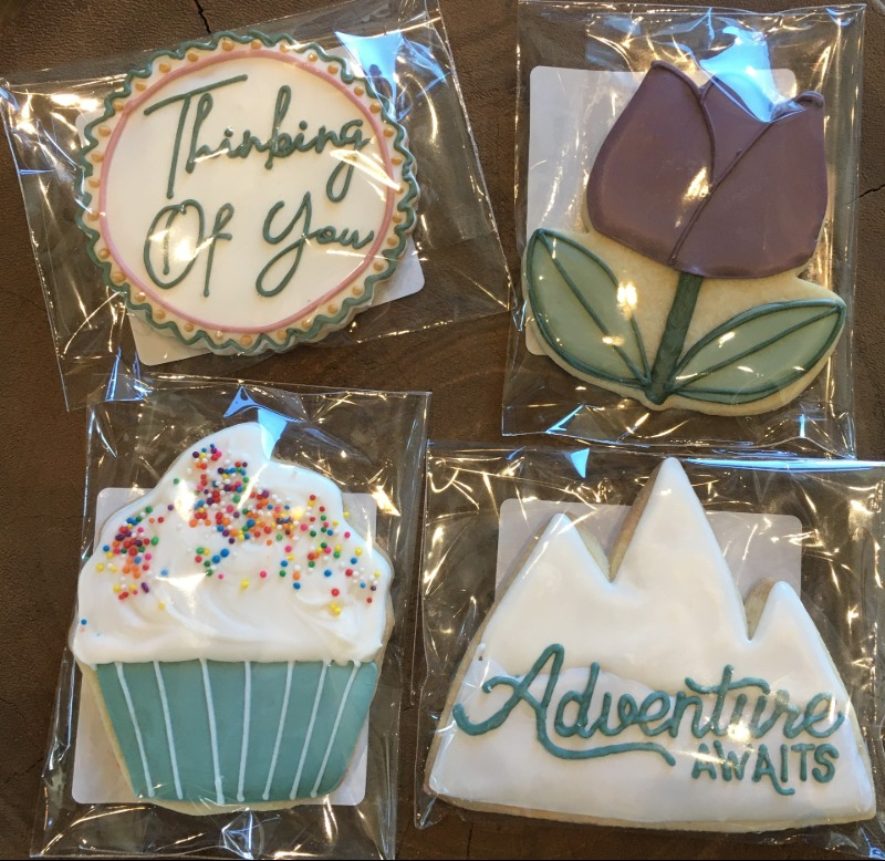 Wellspring Bakery Decorated Sugar Cookies Image