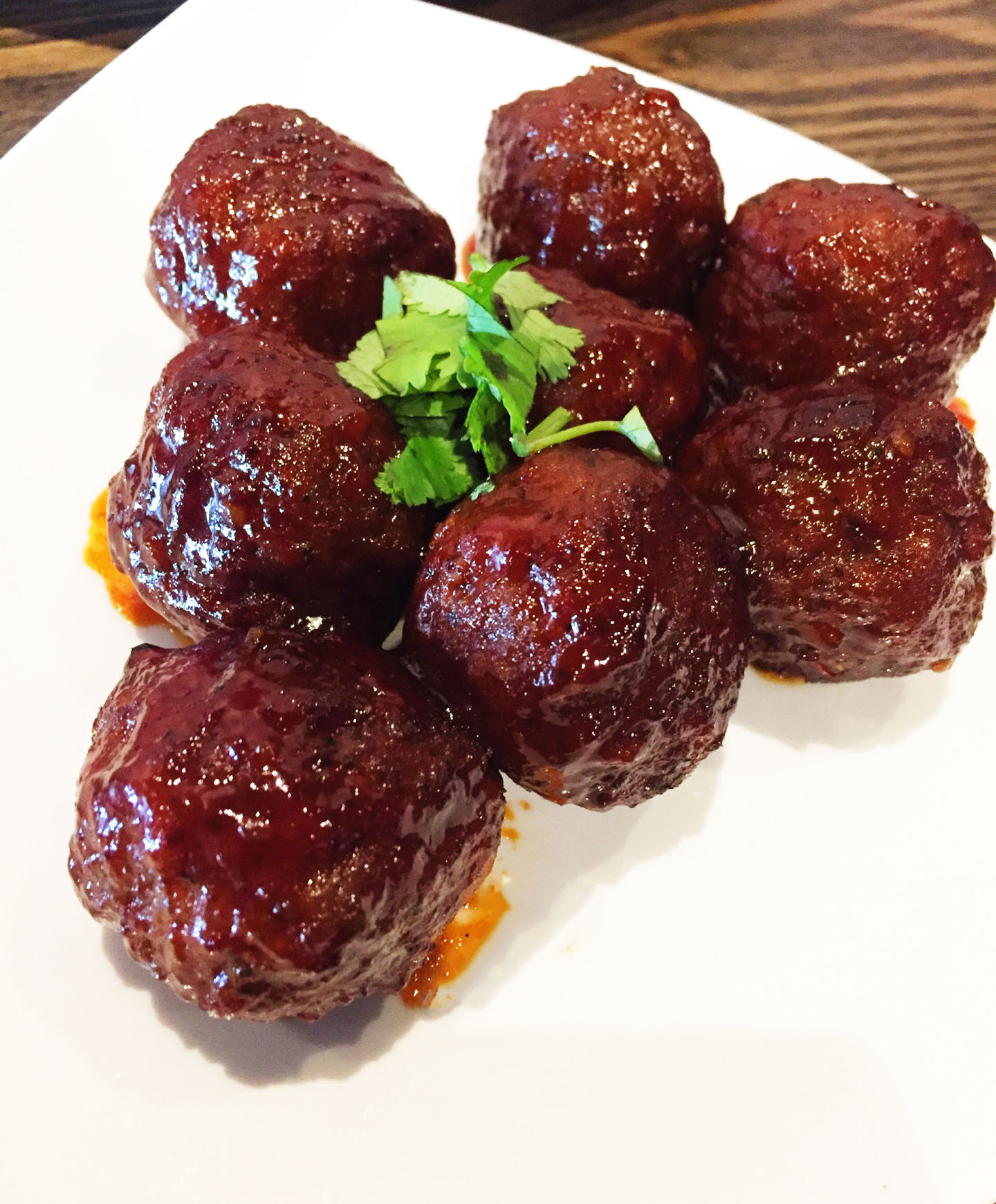 A-7 Thai Meat Ball Image