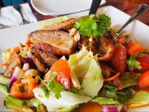 SD-7 Duck Salad Image
