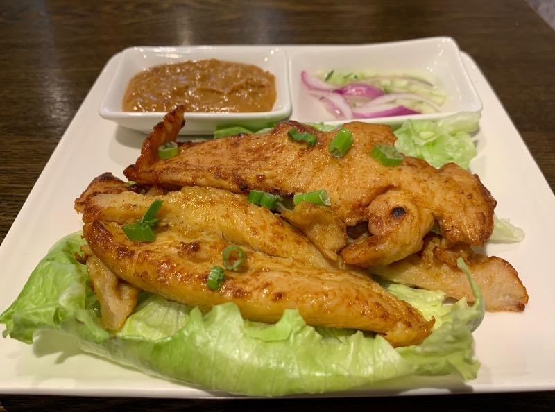 A-11 Chicken Satay Image