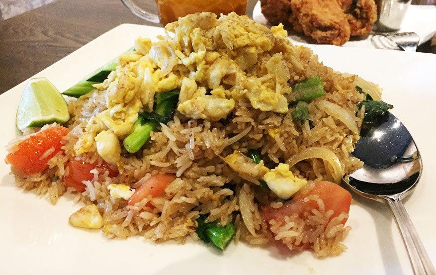 E-6 Thai Fried Rice