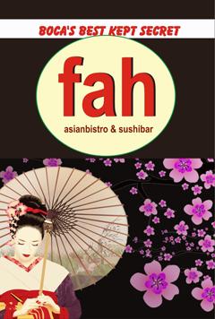 Fah Asian Bistro & Sushi - Boca Raton