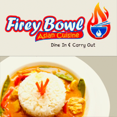Firey Bowl - Duluth