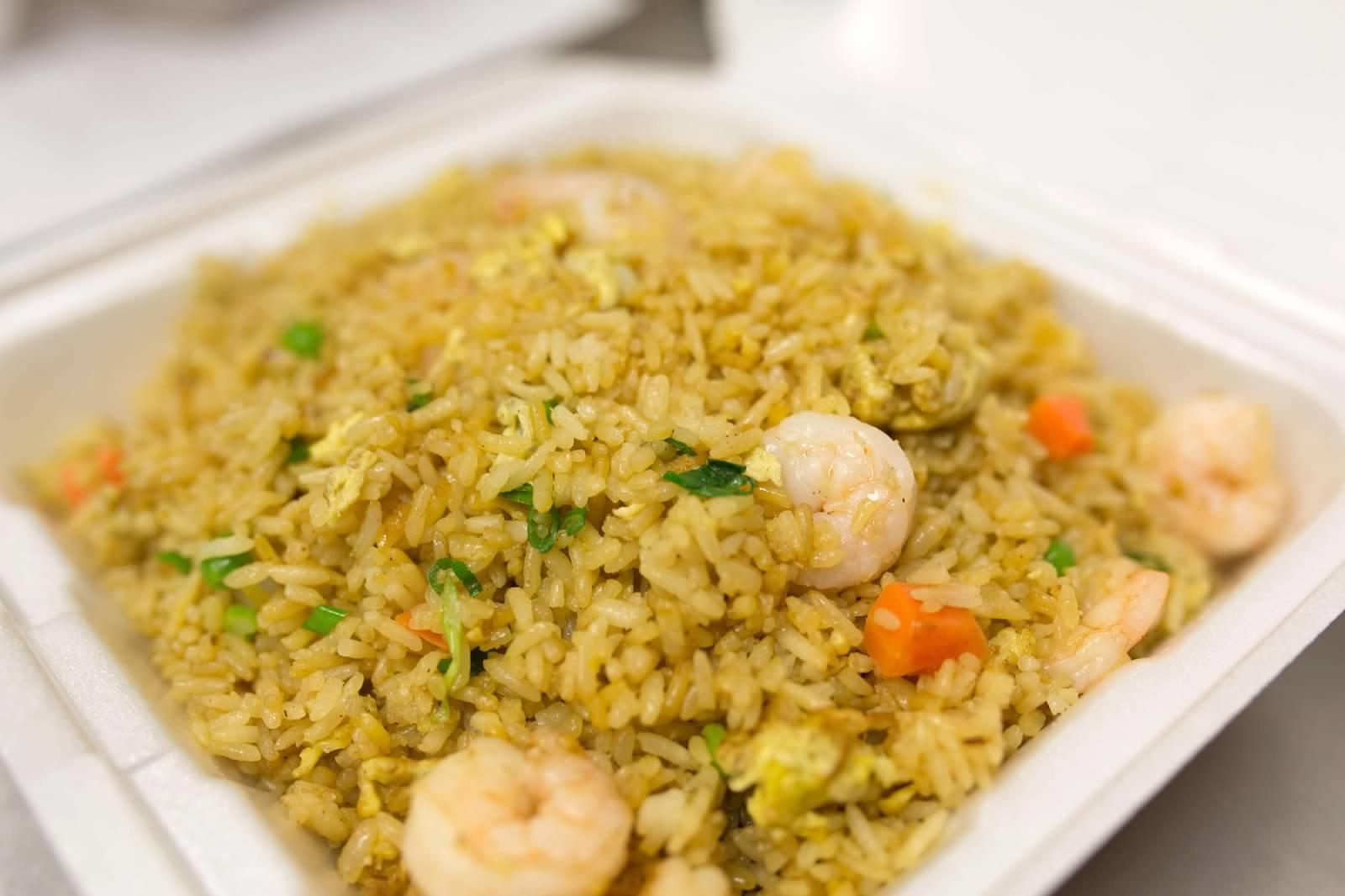 FR1. Shrimp Fried Rice