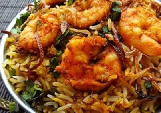 Paradise Shrimp Biryani Image