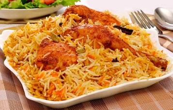 Paradise Special Chicken Biryani