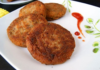 Vegetable Cutlet Image
