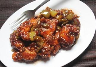 Shrimp Manchurian Image