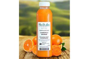 Carrots & Orange - Markets Image