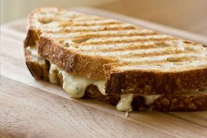 Classic Grilled Cheese Panini Image