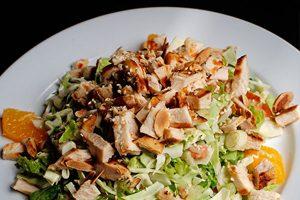 Almond Chicken Salad Image