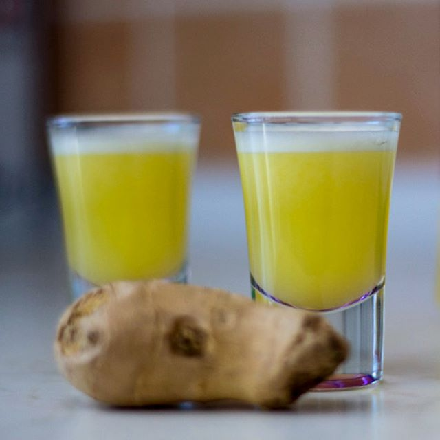Shot of Ginger Image