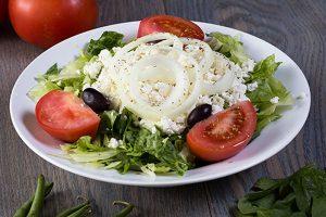 Flor De Lima House Salad