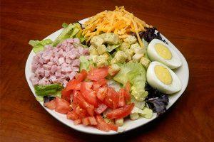 Flor De Lima Chef Salad