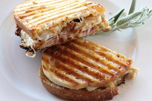 Orange Marmalade Panini Image