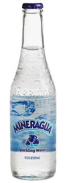 Mineragua Sparkling Water Image