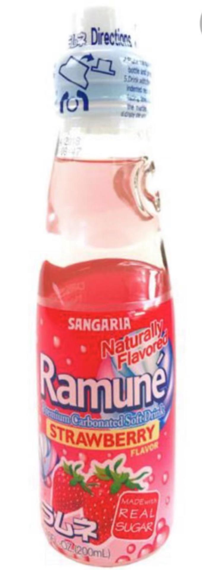 Ramune Strawberry