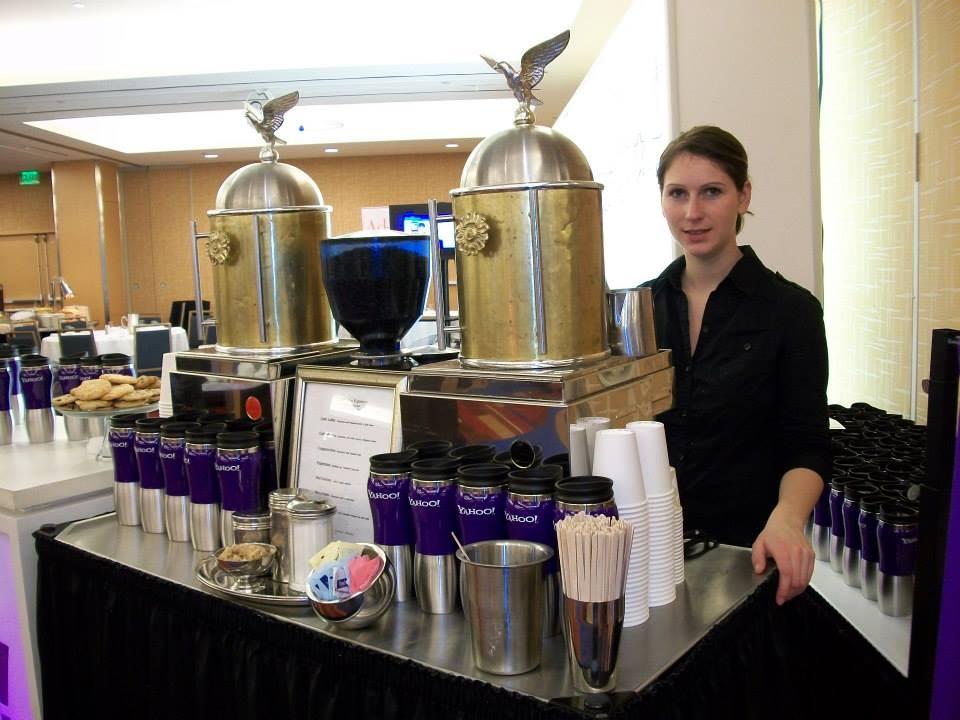 The Travelin' Coffee Cart Drinks
