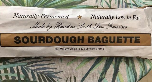 Raymond's Gourmet Sourdough Bread Baguettes Image