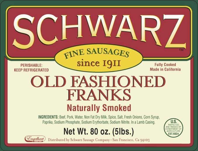 Old Fashioned Franks Image