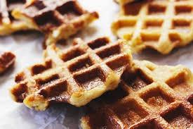 Belgian Liège Waffles Image