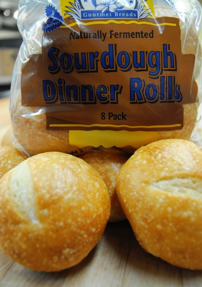 Raymond's Gourmet Sourdough Dinner Rolls Image