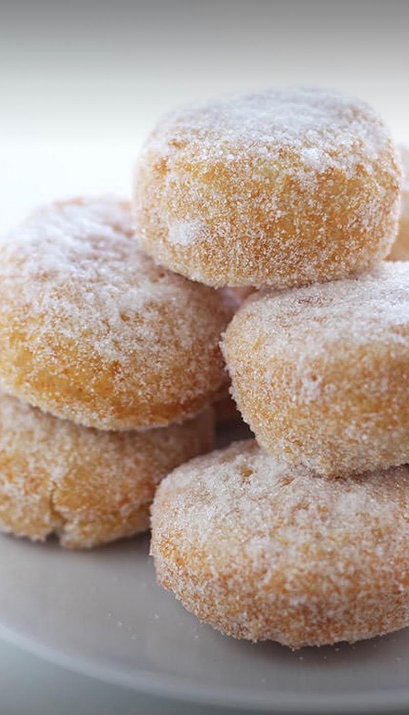 Sugar donuts (10)