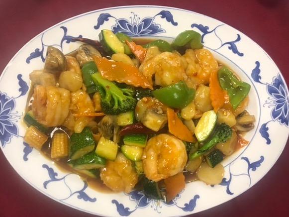 Hunan Shrimp Image
