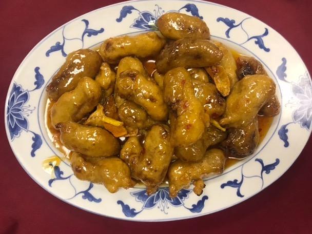 Chen Pe Beef (Orange Peel Beef)