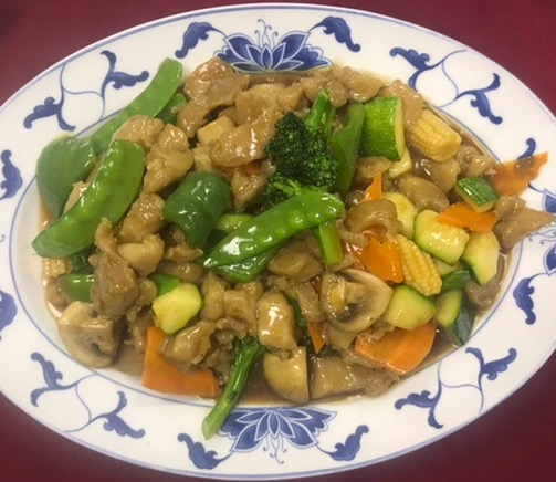 Chicken with Vegetables Image