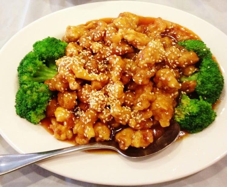 190. Sesame Chicken 芝麻鸡 Image