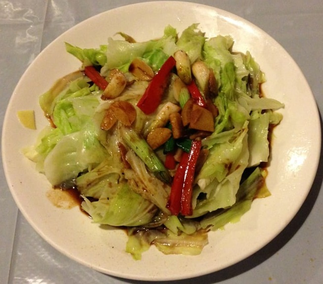 143. Hand Tear Style Chinese Cabbage 手撕包菜 Image