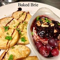 Baked Brie Image