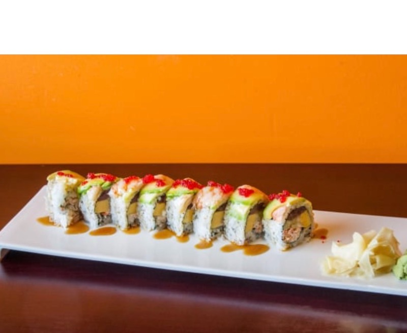 14. Butterfly Roll Image